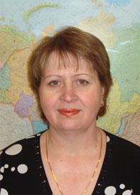 Ольга Геннадьевна Сторожева