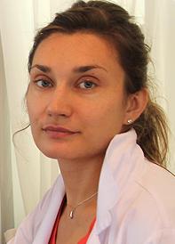 Елена Андреевна Дубовик