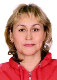 Ирина Ксенафонтовна Паймуратова
